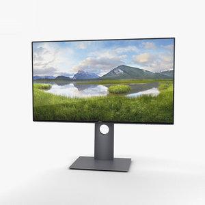 dell monitor u2419h model