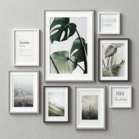 Picture Frames Set -113