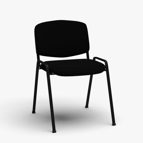 3D giantex stackable conference chair