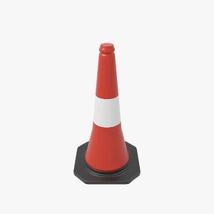 traffic cone v5 model