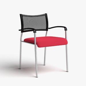 brunswick bespoke colour seat 3D
