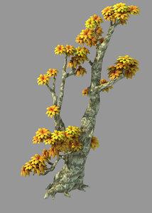 3D plant - poplar 02