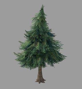 plants - pine 86 3D model