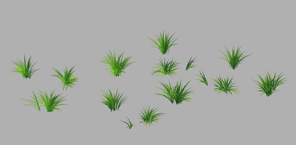 plant - weed 66 3D model
