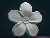 Print ready Flower