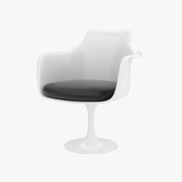 3D model tulip chair