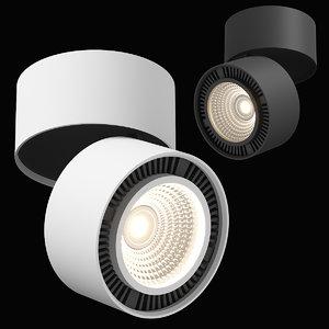 3D model 21381x forte muro lightstar