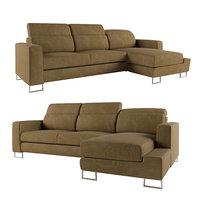 3D rigosalotti davis sofa