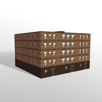 dwelling house 3D