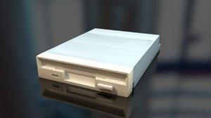 floppy disk drive 3 model