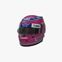 3D stroll 2019 helmet