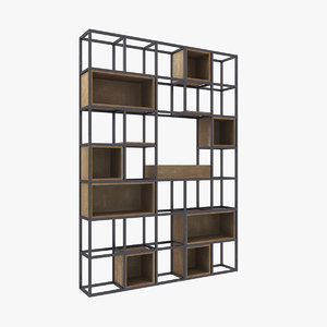 bookcase v1 model