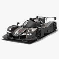 ligier js p3 race car 3D model