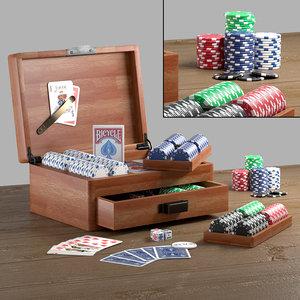 3D deluxe poker