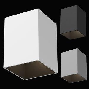 3D 21442x ottico lightstar decorative model