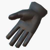 hand glove 3D model