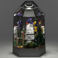 3D terrarium insectarium