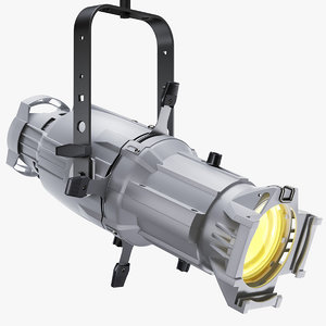 3d model source ellipsoidal 26 degree