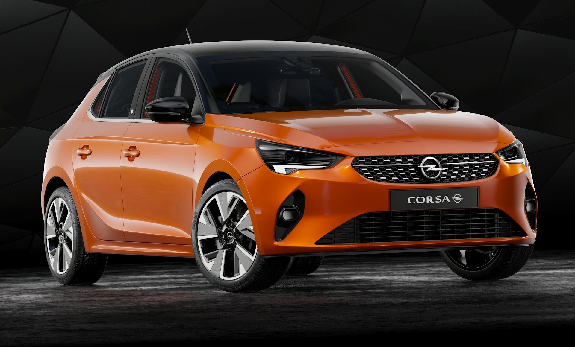 2020 Opel Corsa E
