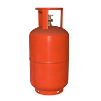 gas cylinder lpg tank 3D model