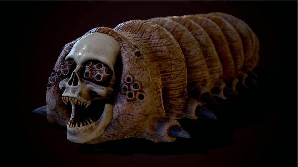 worm thing model