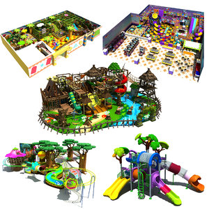 3D amusement park 13 25-28