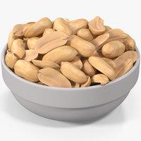 peanuts plate model