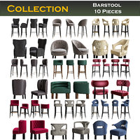 3D model furniture chair