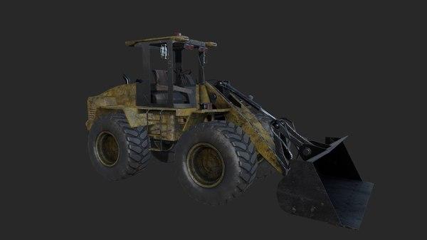 loader load model