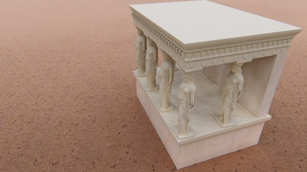 archaeology architectural 3D model