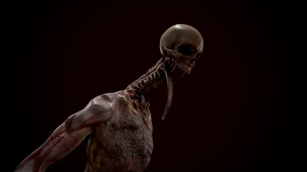 3D thing horror