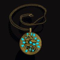 nidhogg necklace 3D