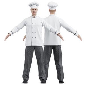 cook 3D