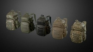 backpack 3D