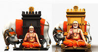 swamy sri raghavendra 3d model