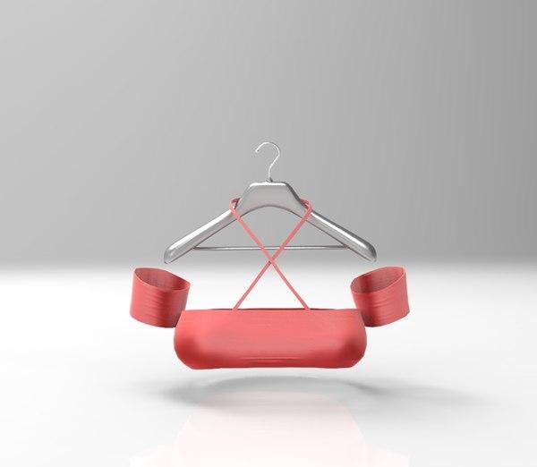 clothes fashion 3D model