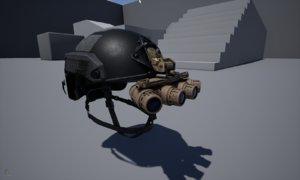 helmets 3D
