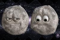 charecter moon morpher 3D model