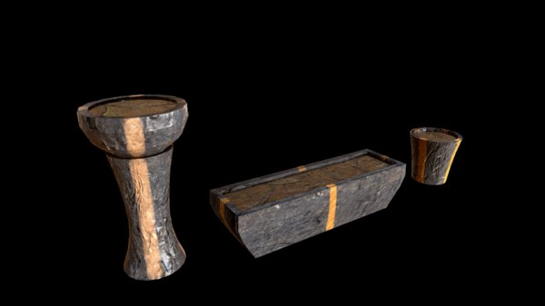 pot toolbag 3D model