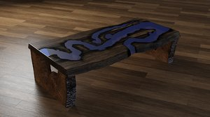 slice table 3D
