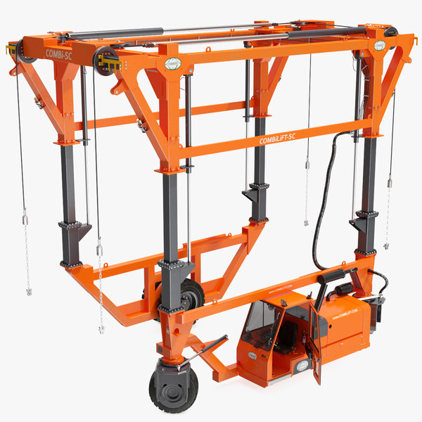 combi-sc straddle carrier clean 3D