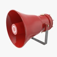 3D horn speaker