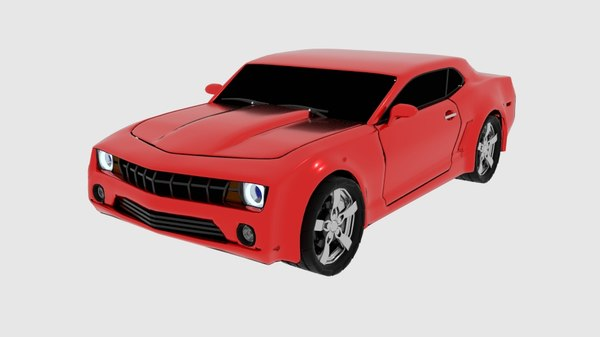 muscle car 2010 fifth 3D