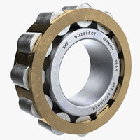 3D roller bearing
