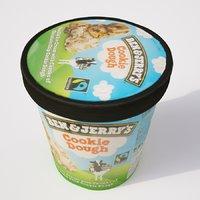 ben jerry icecream model