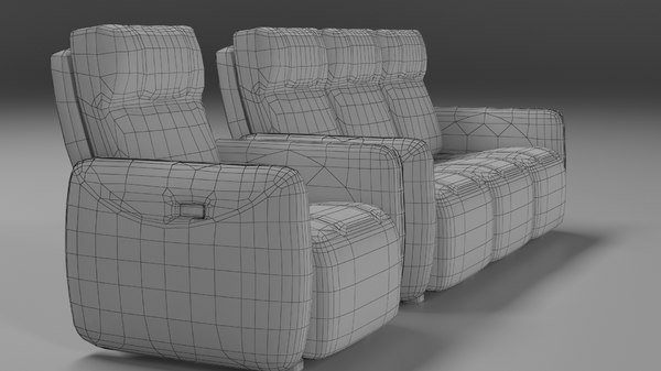 ready couch 3D model