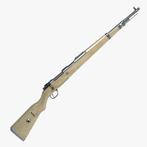 3D karabiner 98k