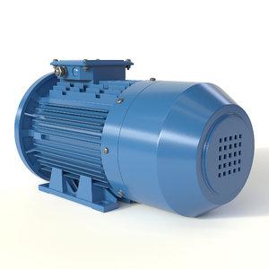 electric motor model