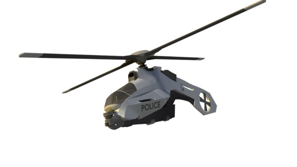 3D future helicopters