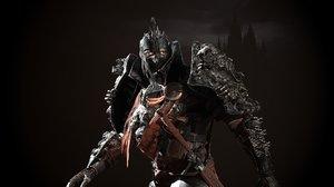 knight darkknight 3D model